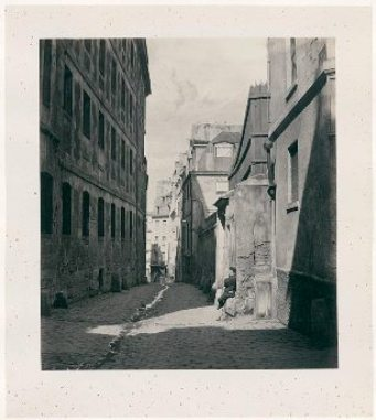 th century european novel paris before the boulevards photos by charles marville