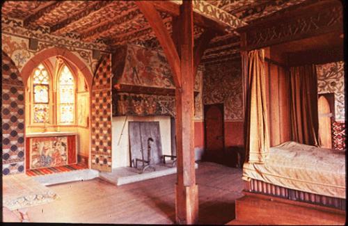 Medieval King Bedroomghantapic
