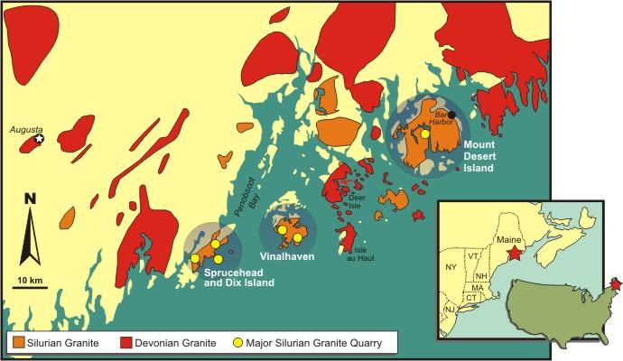 Vinalhaven Granite