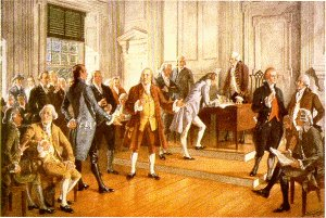 Declaration of Independence Natural Rights